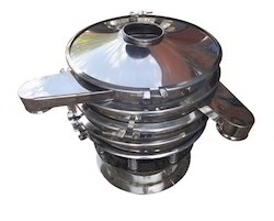 Round Sifter Machine