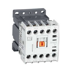 AC Power Contactor with Coil Type