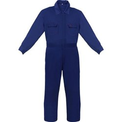 Karam 1101 Safety Blue Protective Work Wear