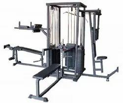 帕斯纤维科技五站多功能健身房
