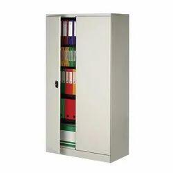 6.5 Hinged Door Mild Steel Storage Cabinet, For Office