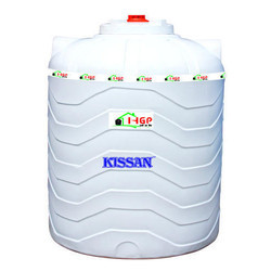 HGP Kissan Plastic Water Tank 4 Layer Single PUF Insulated