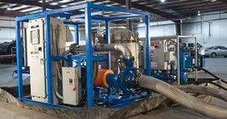 1500 LPM Flushing System