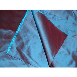 Blue Polyester Taffeta