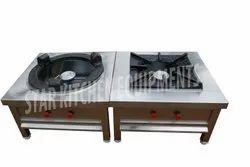 Indian Burner Cooking Range