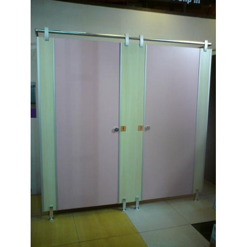 Inner Space Shop Change Room Cubicle Partition