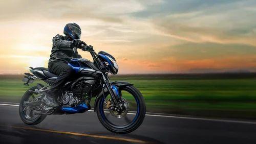 bajaj pulsar 200 rs non abs bike at rs 125587 motorcycle id