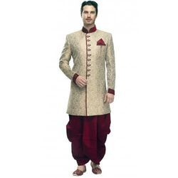 Wedding Dhoti Sherwani