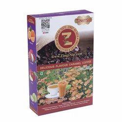 Zingysip Instant Caramel Coffee - 200 Gm.