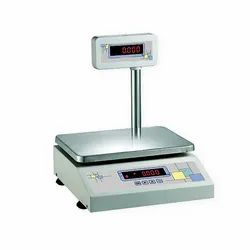 Metal Electronic Table Top Scale