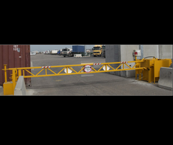 Crash Rated Boom Barrier
