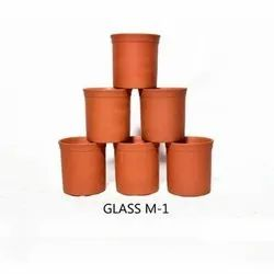 Brown Clay M - 1 Glass