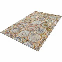 Stylish Handcrafted Carpet