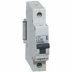 6-32A Legrand Miniature Circuit Breaker