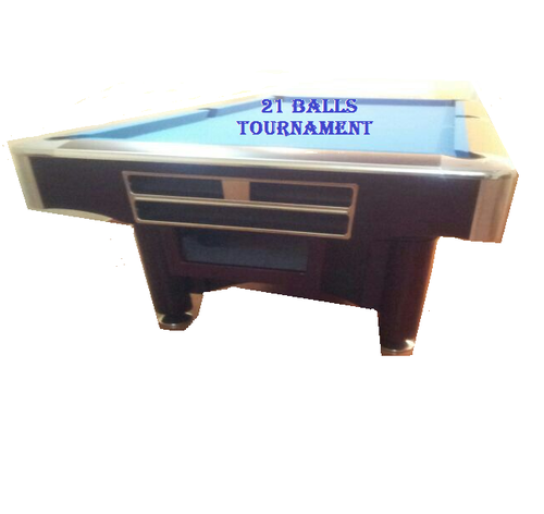American Tournament Pool Table 4.5 X 9