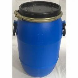 40L HDPE Open Top Drums