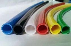 ACME Plastics Blue and Transparent PU Sleeve