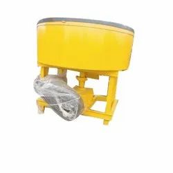 Half Bag Pan Concrete Mixer