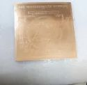 Baglamukhi Maha Puja Yantra (Brass and Copper Yantra Collection)