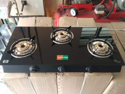 Glass Top Gas Stove