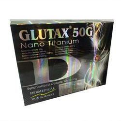 Glutax 50g Nano Titanium Cellular Whitening Injection