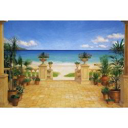 mural paintings manufacturers amp oem manufacturer in india hawaii photo wall mural contemporary wallpaper by