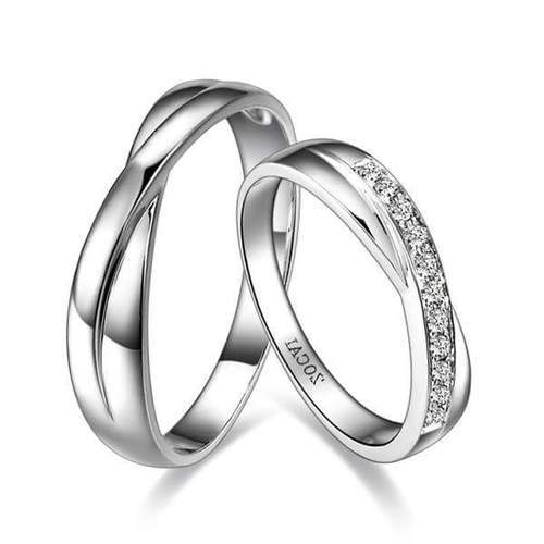 1470e23c66 Engagement Couple Band at Rs 25935 /piece | Engagement Ring | ID ...