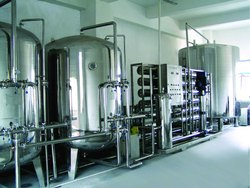 Crown Puretech Fully Automatic Mineral Water Plant, For Industrial, Installation Available