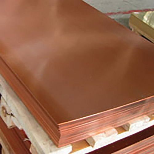 Beryllium Copper Sheets