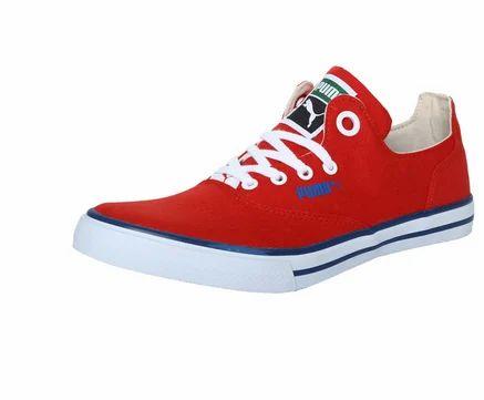 Puma Red Limnos CAT 3 DP Unisex Shoes