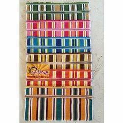 Cotton Striped Shine Bath Turkish Terry Towel