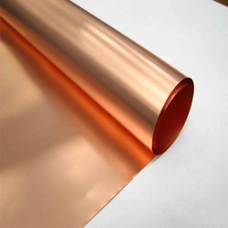 Cadmium Copper Sheet