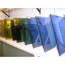 Plain Reflective Glass