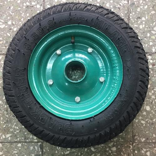 Wheelbarrow Tyre Tube Plate Disk With Fitting Rs 500