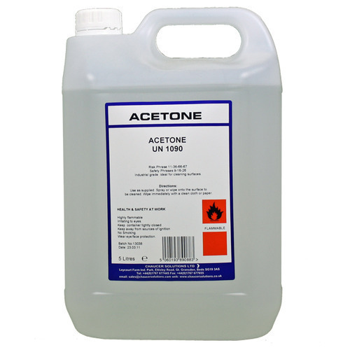 Chemical Compounds - Acetone Solvent Wholesale Trader from