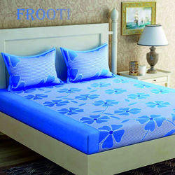 Simple Printed Bedsheets