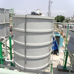 FRP Wastewater Treatment Plant