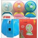 JY-6880 USB Fan With Light