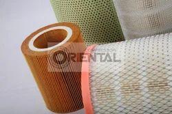 Glass Fiber Air Filters & Oil Filters
