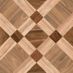 Dura Digi Decorative Ceramic Floor Tile, Size: 60 * 60 In cm
