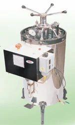 PLT-101C Vertical Autoclave Triple Walled