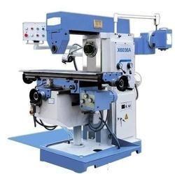 Mild Steel Universal Knee Type Milling Machine