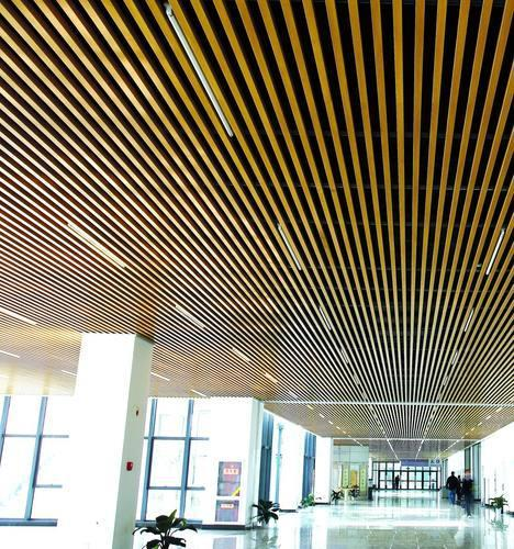 Baffle Ceiling Systems For Sound Diffusers And Sound