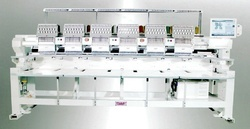 Automatic Tubular Embroidery Machine