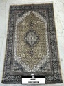 Hand Knotted Art silk Carpets