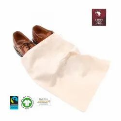 Grs Recycle Cotton Shoe Bag