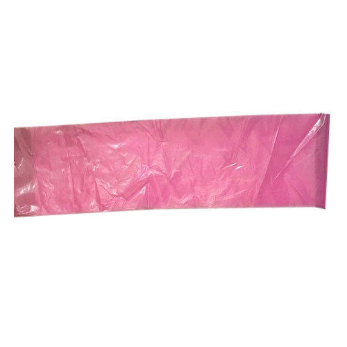 LLDPE Plain And Printed High Quality Colored Bag, Closure Type : Sealed