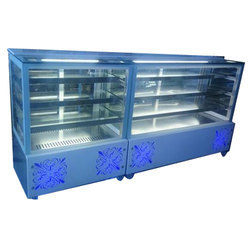 Stet Glass Sweet Display Counter