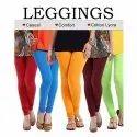 Ladies Four Way Stretchable Lycra Leggings