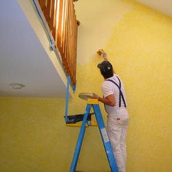 Regular Painting Wall Painting Services, Commercial Wall Painting